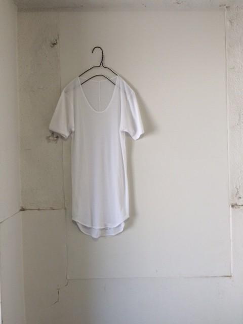 Smoothday/U-Neck Underwear,white