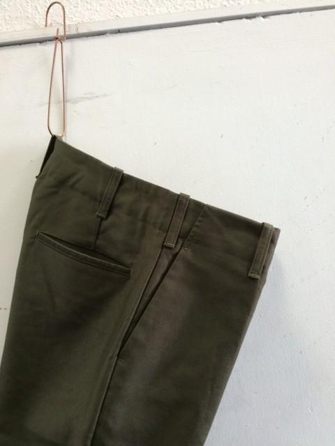 TUKI/Trousers,cord-cloth
