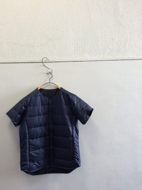 DESCENTE ALLTERRAIN/H.C.S. Down Half Sleeve Shirt