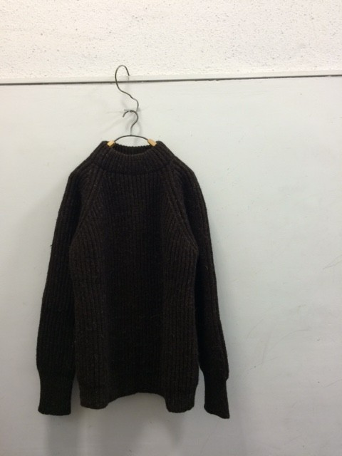 A WHALER SWEATER/Mock Neck Pullover