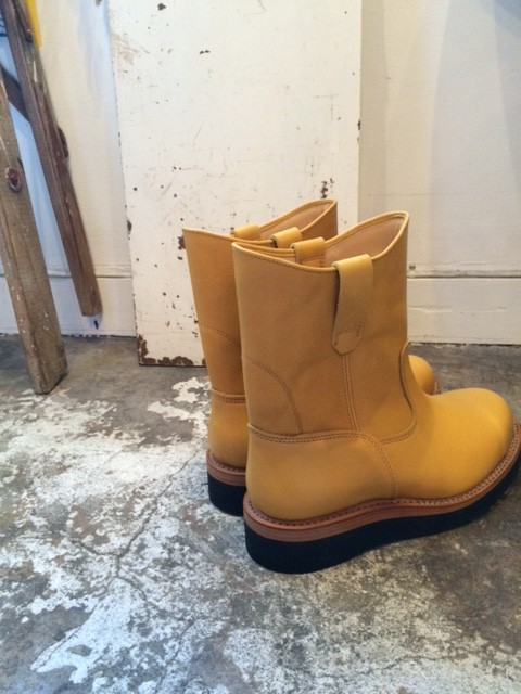 """MADE IN GM JAPAN/Pecos Boots """"tiger"""""""