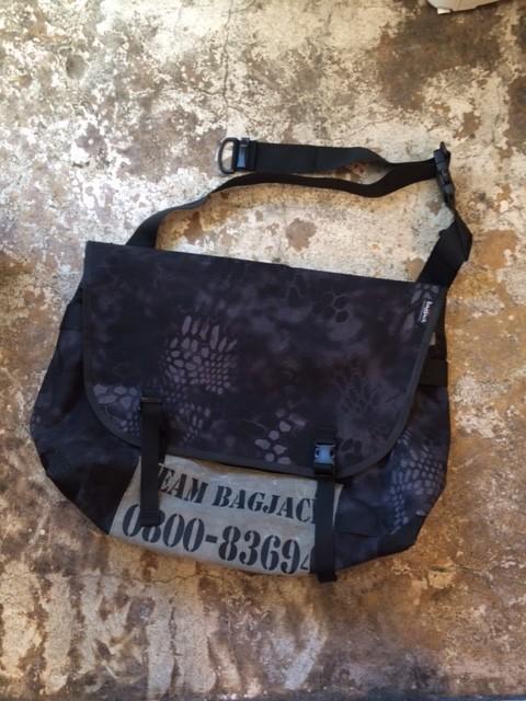 """Bagjack/B&S Special Messenger Bag """"alleycat"""""""