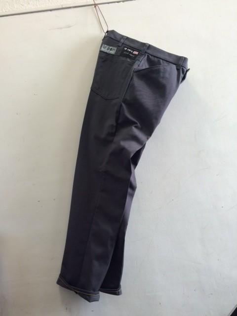 tr.4 suspension×NAOSHIYA BERBERJIN/Custom Work Pants