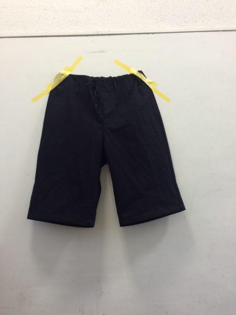 TUKI/big shorts,over dyed high count denim