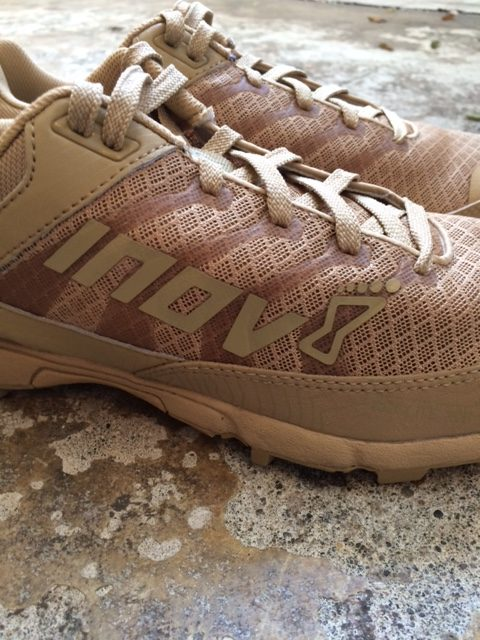 "INOV-8/ROCLITE 295 ""coyote brown"""