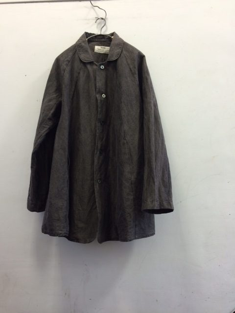"""kaval/B&S Special Dohchu Blouse  """"sumi dyed"""""""