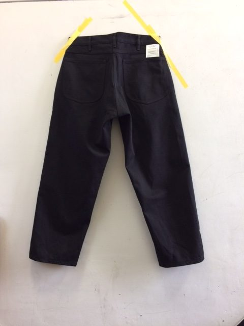 "TUKI/0082 Work Pants ""katsuraghi drill"""