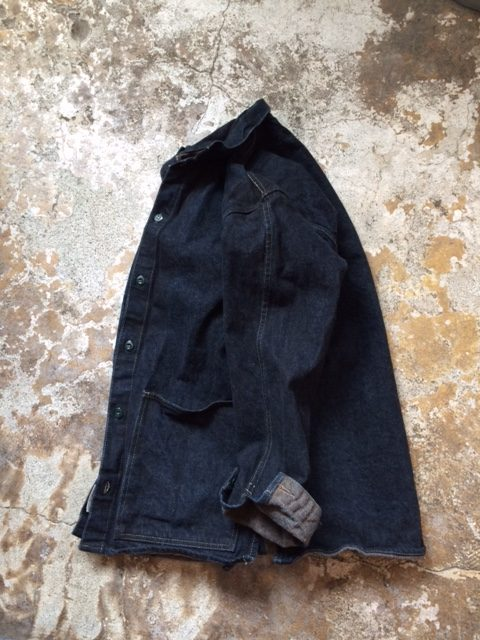 TENDER Co./Type 425 Double Cuff Flat Jacket