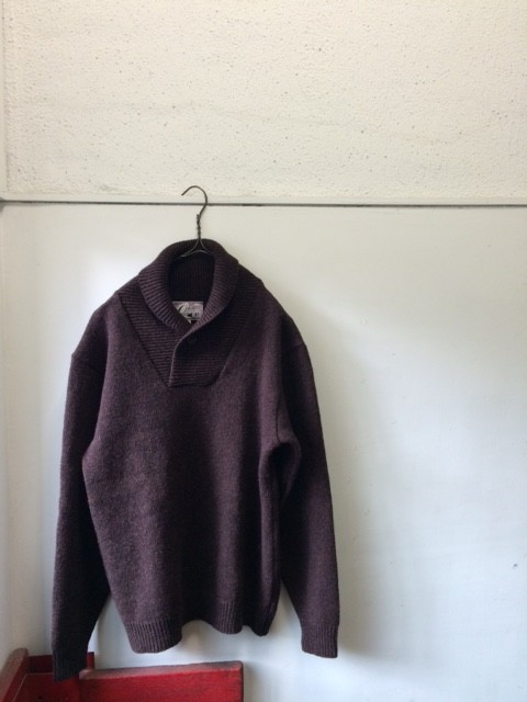 Ohio Knitting Mills/Basic Shawl Neck Pullover