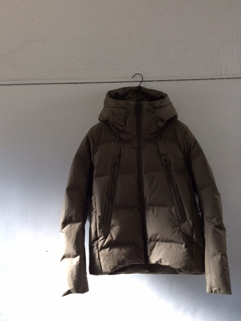 DESCENTE ALLTERRAIN/Mizusawa Down,Mountaineer,Ventile