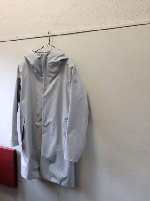 DESCENTE ALLTERRAIN/Boa Shell All-Weather Coat