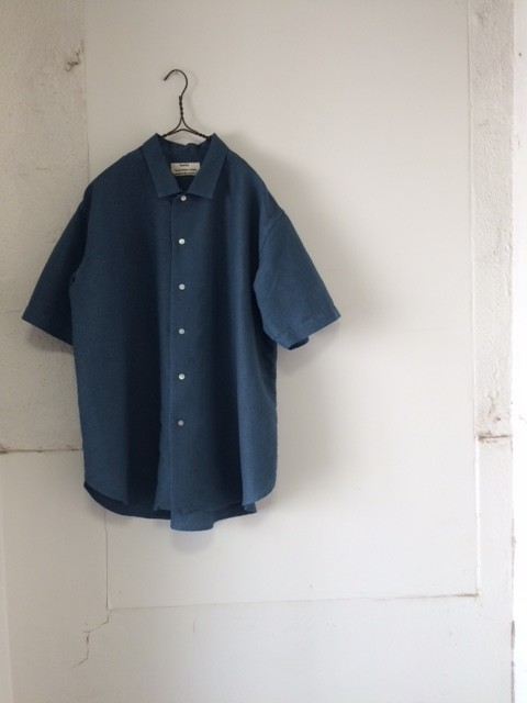kaval/Wide Short Sleeve Shirt