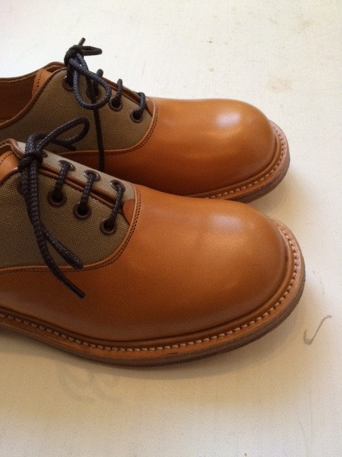 Quilp by Tricker's/Oxford Plain Shoe