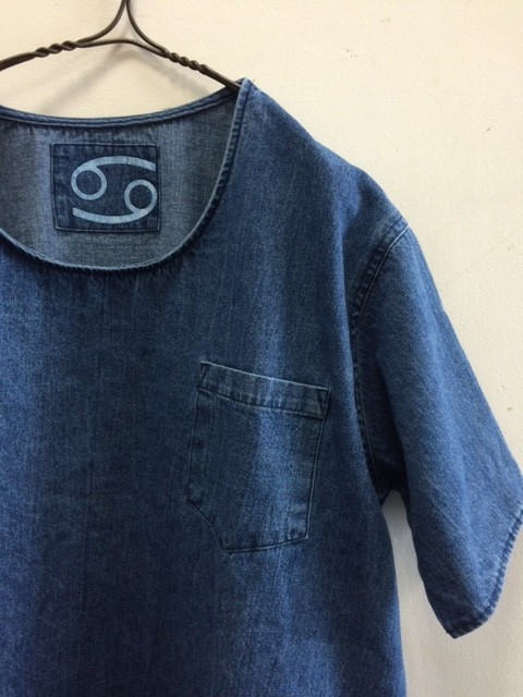 69(SIXTYNINE)/T Shirt,Denim