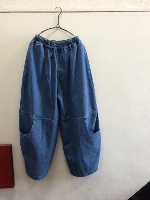 69(SIXTYNINE)/Knee Pocket Pants