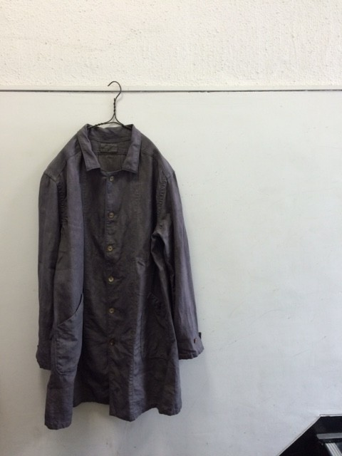 kaval/Shop Coat,Clay Dyed