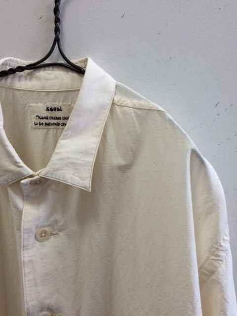 kaval/B&S Special Wide Long Sleeve Shirt
