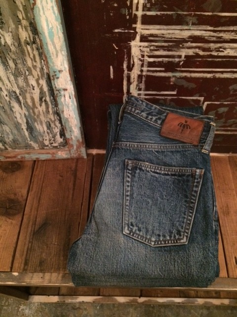 tr.4 suspension×Down North Jeans /The Jack,Limited 01