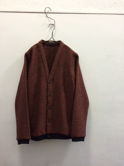 FRANK LEDER/Colourful Wool Cardigan