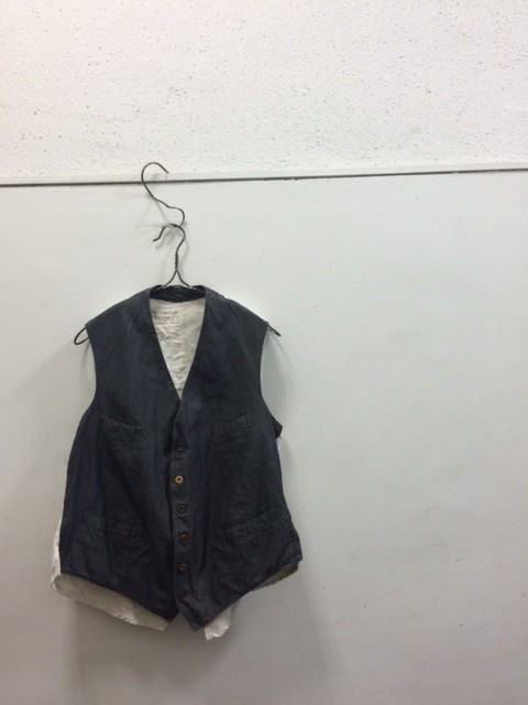 DA'S,Customized/Two tone vest