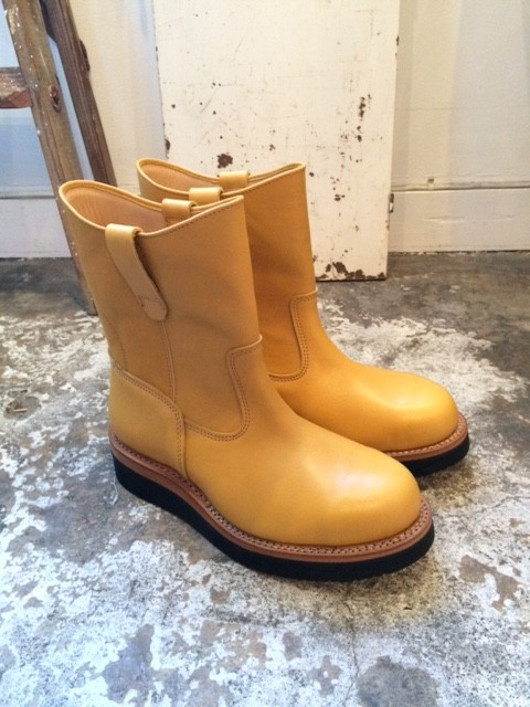 "MADE IN GM JAPAN/Pecos Boots ""tiger"""