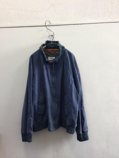 """1980's Vintage Italian Drizzler Jacket """"Missoni"""""""