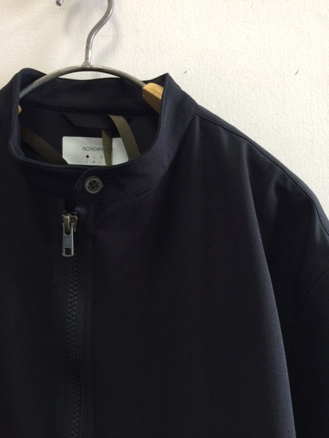 ACRONYM/LA6-DS,Long Sleeve Zip Shirt