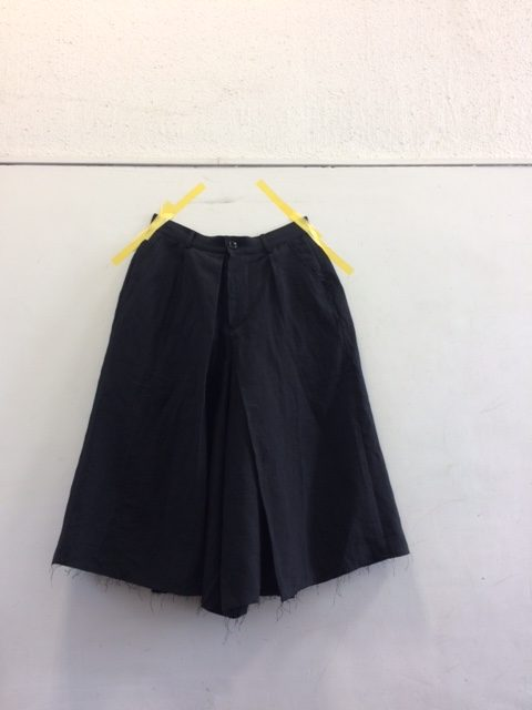 REVERBERATE/Skirt Trousers