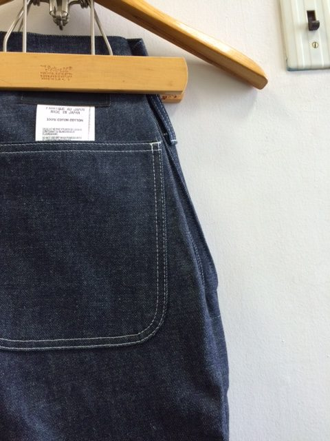 TUKI/type3,indigo denim