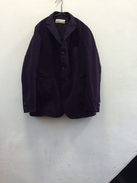 "kaval/Narrow 5B Jacket ""bordeaux&black"""