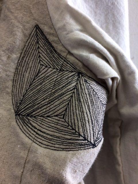 kaval/Collarless Jacket
