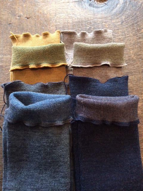 Himukashi Meriyasu/Wool Socks