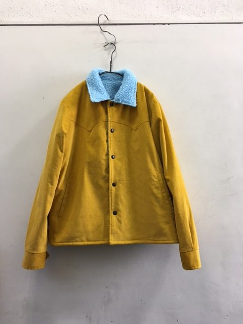 THREE FACE/Saddle man Jacket